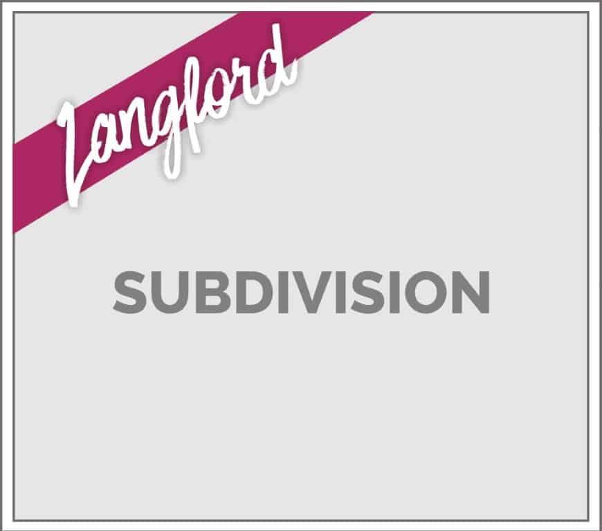 subdivision (Medium)
