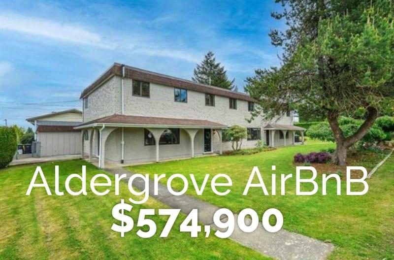 Aldergrove AirBnB